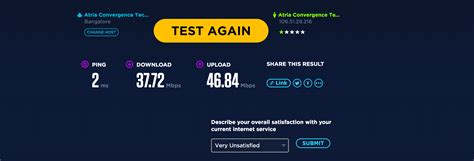 speed test net ookla ookla s new speed test site in html5 faster and