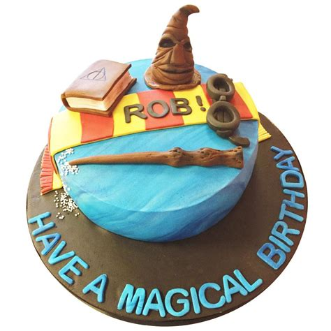 harry potter cake buy   uk delivery  cakes