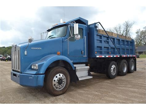 2004 kenworth truck 2004 kenworth t600 for sale 21 used trucks from 18 170