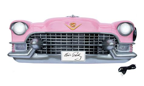 Pink Cadillac Shelf by American Classic Car Shelves