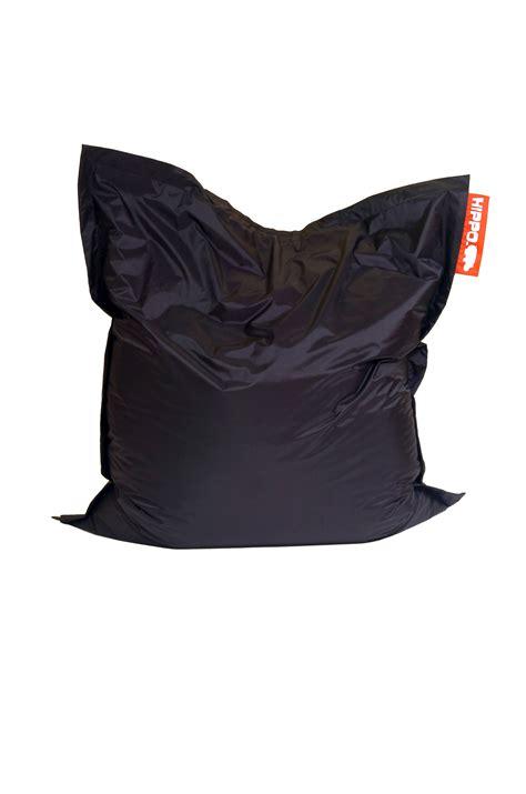 bean bag chaise longue hippo bean bag water resistant beanbag lounger