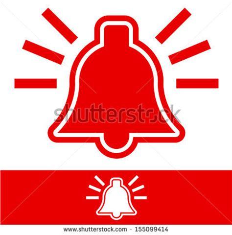 Bell Lookup Address Alarm Bell Stock Vector Illustration 155099414