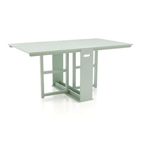 Drop Leaf Craft Table Span Mint Gateleg Dining Table Hoboken Pinterest