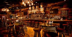 Cowboy Decor Cowboy Jacks Bar And Restaurant Minnesota