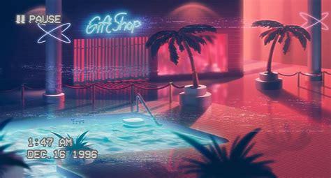 aesthetic vaporwave digital  inspired creations