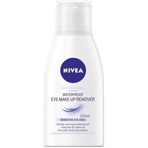 Makeup Remover Nivea nivea daily essentials waterproof eye make up remover