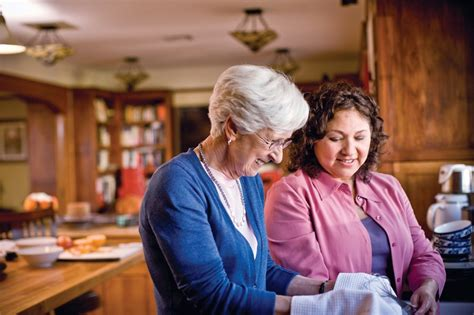 help for distance caregivers in home care wa