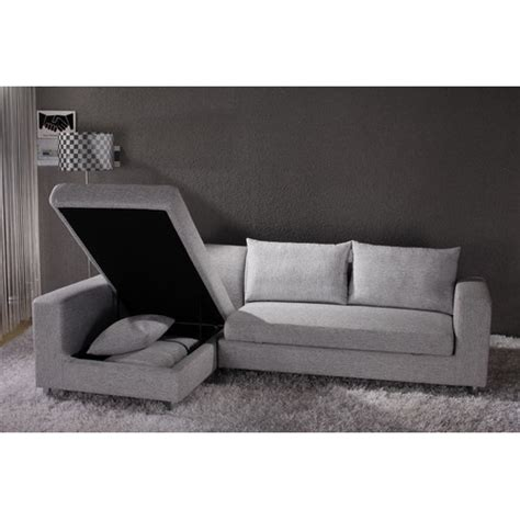 chaise sofa bed with storage innova australia corner sofa bed with storage chaise
