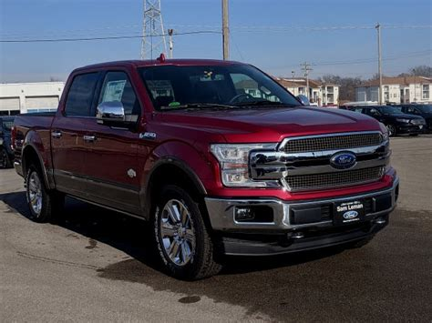 2019 Ford King Ranch by New 2019 Ford F 150 King Ranch 4d Supercrew In Bloomington
