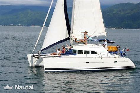 catamaran en venta en mexico alquilar catamar 225 n lagoon 38 en marina vallarta jalisco