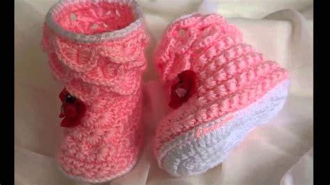 recordatorios tejidos para bebe recien nacidos botitas tejidas a crochet para recien nacido youtube