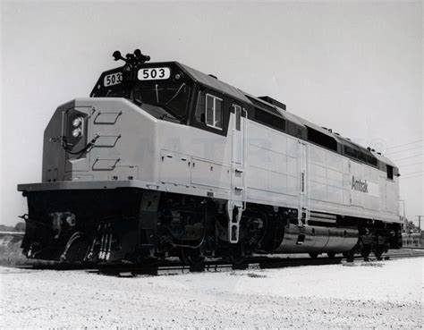 amtrak 1970 s sdp40f locomotive no 503 1970s amtrak history of