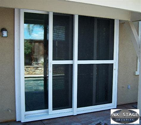 how to secure a sliding patio door patio security door