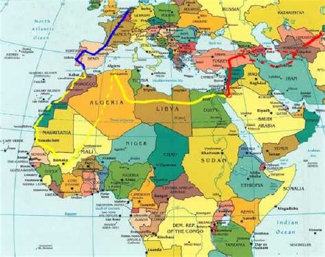map of europe and africa with countries time to remap europe africa relations the chronicle