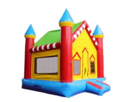 cheap inflatable bouncy house channal inflatables