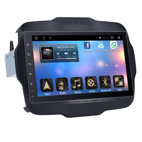 9 inch android 6 0 2016 jeep renegade hd 800 480 touch