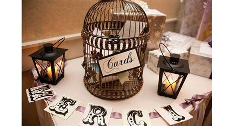 Card And Gift Table - delivering a wedding gift american wedding wisdom