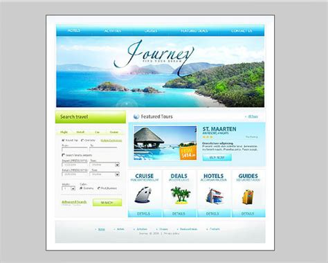 Travel Agency Template Best Premium Travel Agency Templates Top Free Themes For