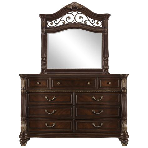 Tradewinds Bedroom Furniture City Furniture Tradewinds Tone Dresser