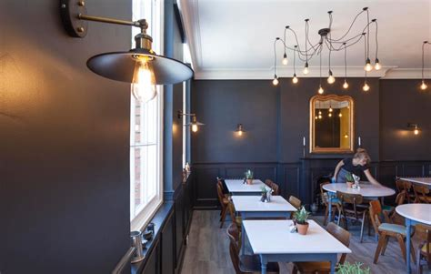 cafe interior design companies uk forte kitchen restaurant and cafe in winchester hshire