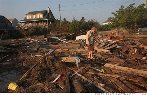 hurricane irene damage could total billions of dollars