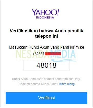 buat email yahoo via ponsel cara membuat email yahoo di pc hp android terbaru 2018