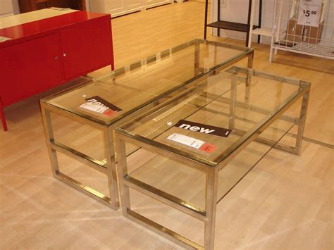 glass sofa side table coffee table modern ikea glass coffee table accent