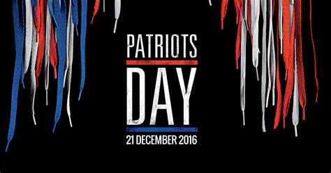Stream Patriots Day patriots day movie review geek news network
