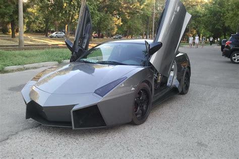 Lamborghini Clone Lamborghini Reventon Replica On A Mitsubishi Eclipse Car