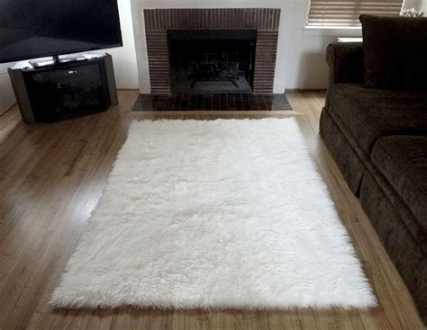 how to make a faux fur rug how to make a faux fur rug the wooden houses