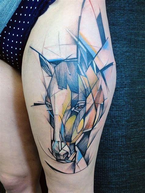 100 breathtaking geometric tattoo designs
