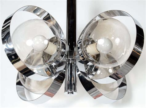 chrome orb chandelier chrome orb chandelier g7 2155 6 wrought with wrought