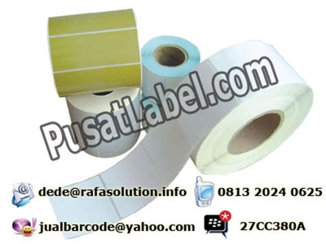 Jual Kertas Barcode label barcode murah pusat label part 4