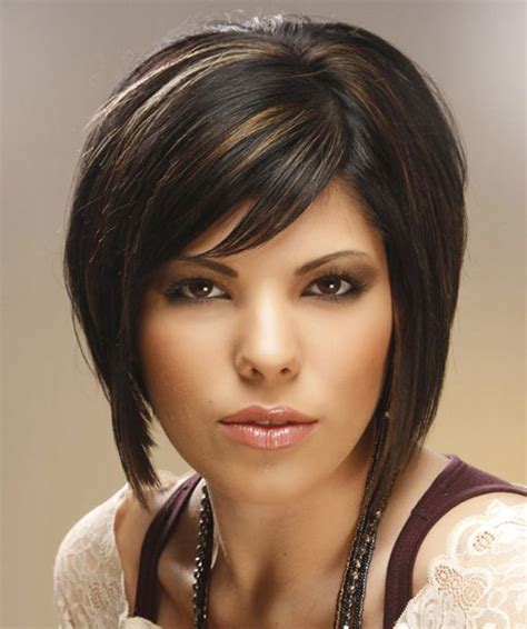 stacked angled bob with long bangs pix for gt stacked angled bob with bangs hair cuts i like