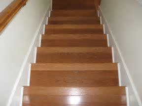 Wood Stair Treads Tips   Latest Door & Stair Design