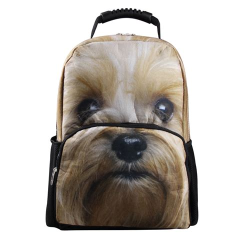puppy backpack for school vn lovely backpack 3d animal felt backpack school backpacks for children fashion
