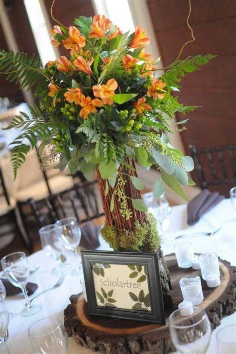 d 233 coration florale pour table id 233 es mariages en automne mariage bouquets et d 233 coration