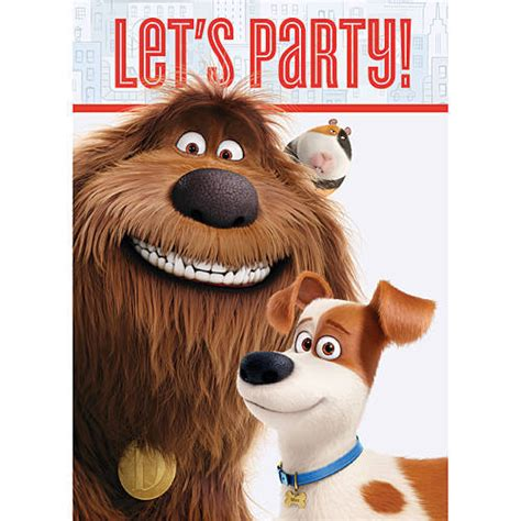 secret life  pets party ideas goody guidesgoody guides