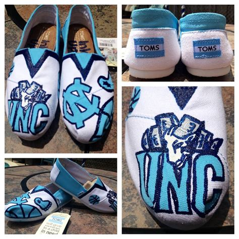 carolina basketball shoes 168 best carolina crafts images on unc