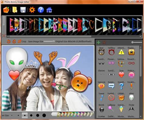 photo editor free software download full version for pc photo bonny image viewer and editor free photo software