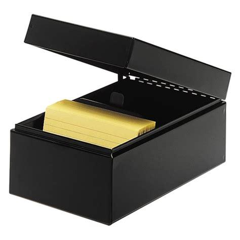 Index Card File Cabinet Printer