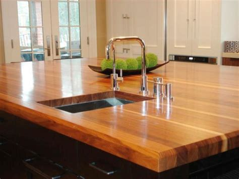 Bamboo Countertops Kitchen by Style Your Kitchen Up With The Flexibility Of Bamboo