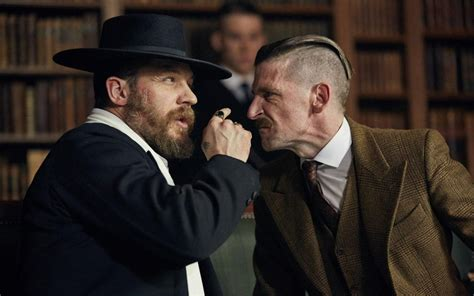 pinky blinders haircut peaky blinders david bowie got a fitting farewell plus