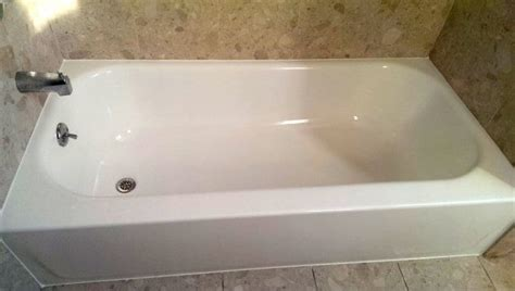 how to get bathtub white should you choose bathtub refinishing or a liner angie