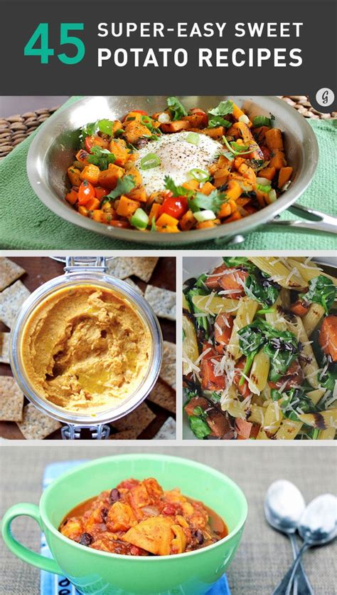 45 creative ways to cook sweet potato creative sweet