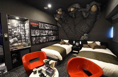godzilla themed hotel japan that swanky godzilla hotel in japan is finally open and it