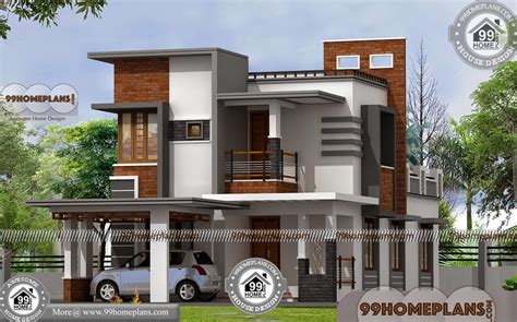 indian house front elevation designs  story duplex home pictures