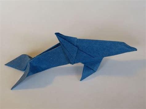 3d Origami Dolphin - dolphin origami 3d emilio delfino delfin doovi