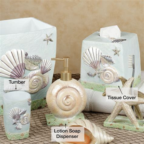 interior design gallery seashell bathroom decor