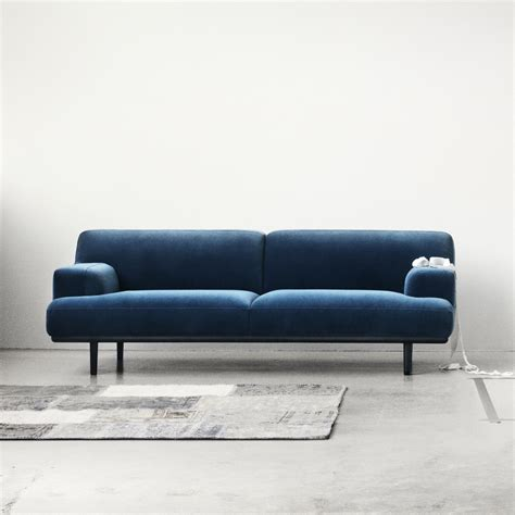 Bolia Sofa by Sofa 3 Seats Bolia